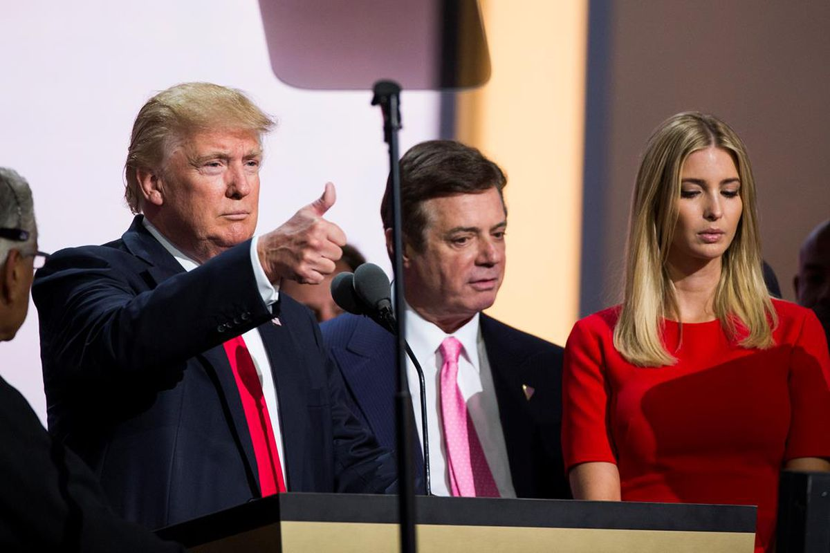 Former Trump chairman Paul Manafort facing intense scrutiny over Ukraine lobbying, loans
