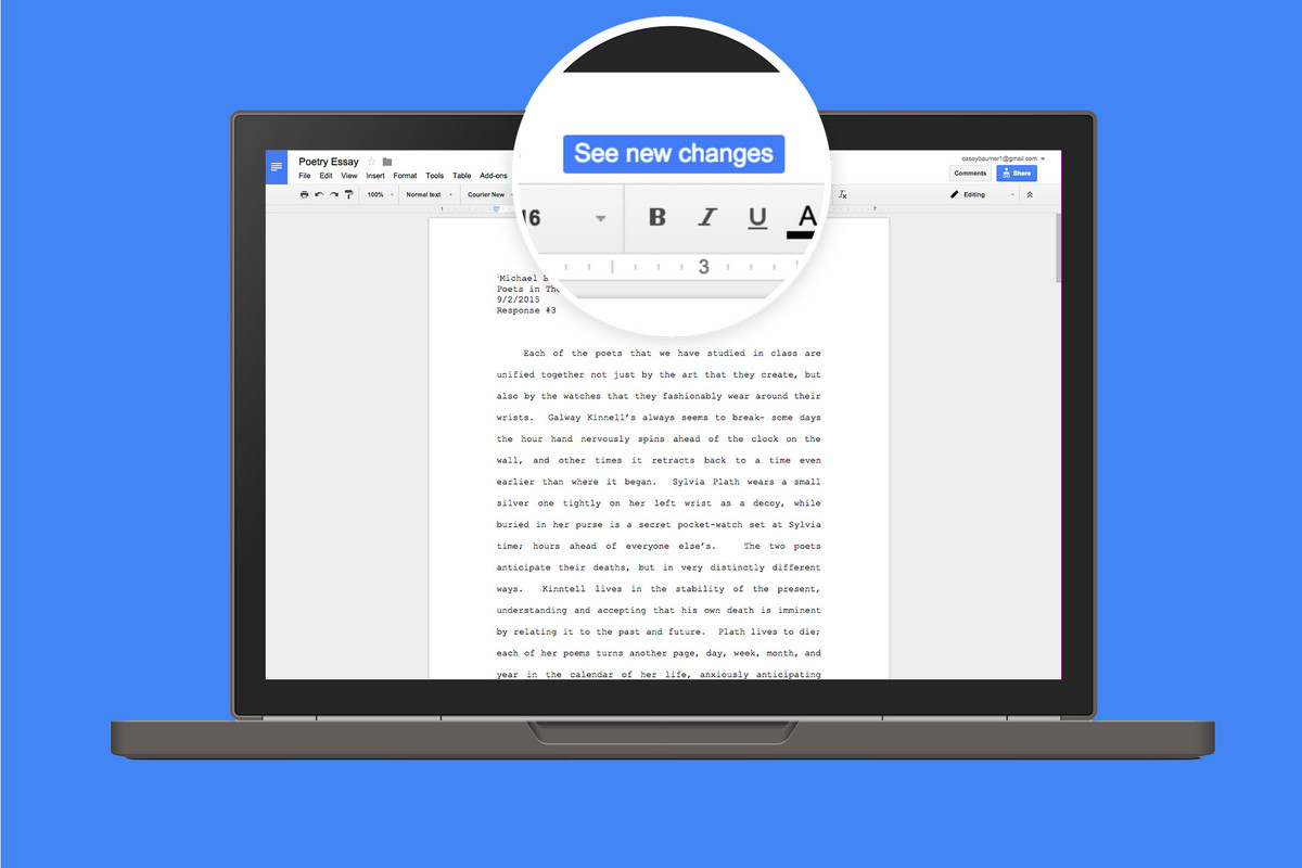 google updates docs integrated search on android dictation google s productivity suite just got a big update timed to students return to school changes across docs sheets forms and google s classroom product