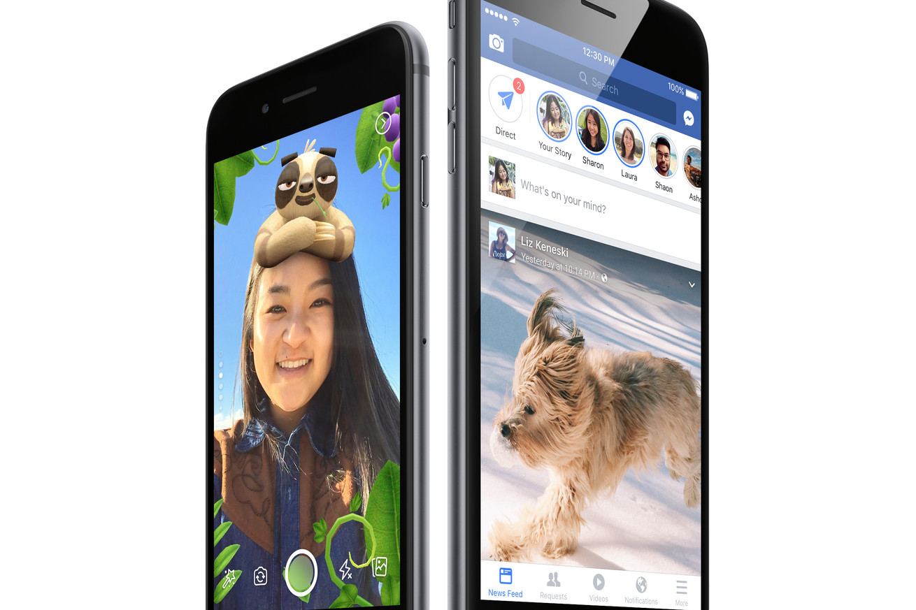 facebook launches stories to complete its all out assault on snapchat