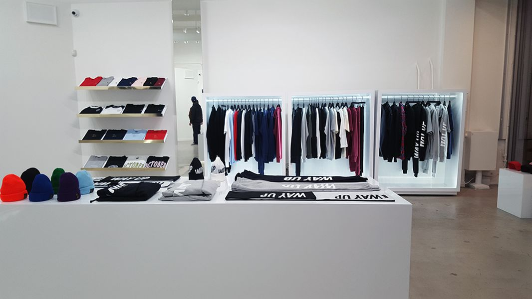 Ovo clothing store toronto