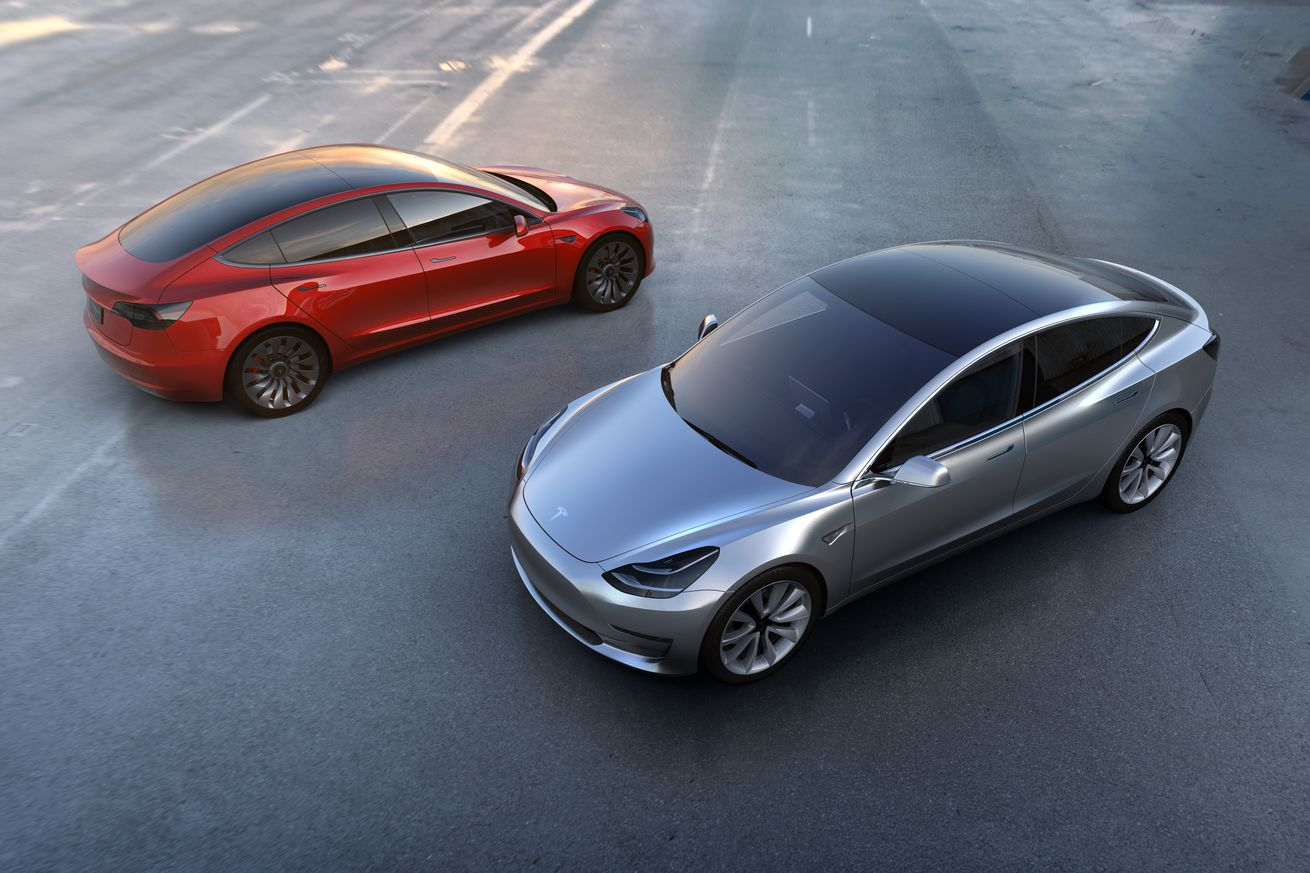 Tesla will unveil the finished Model 3 in July