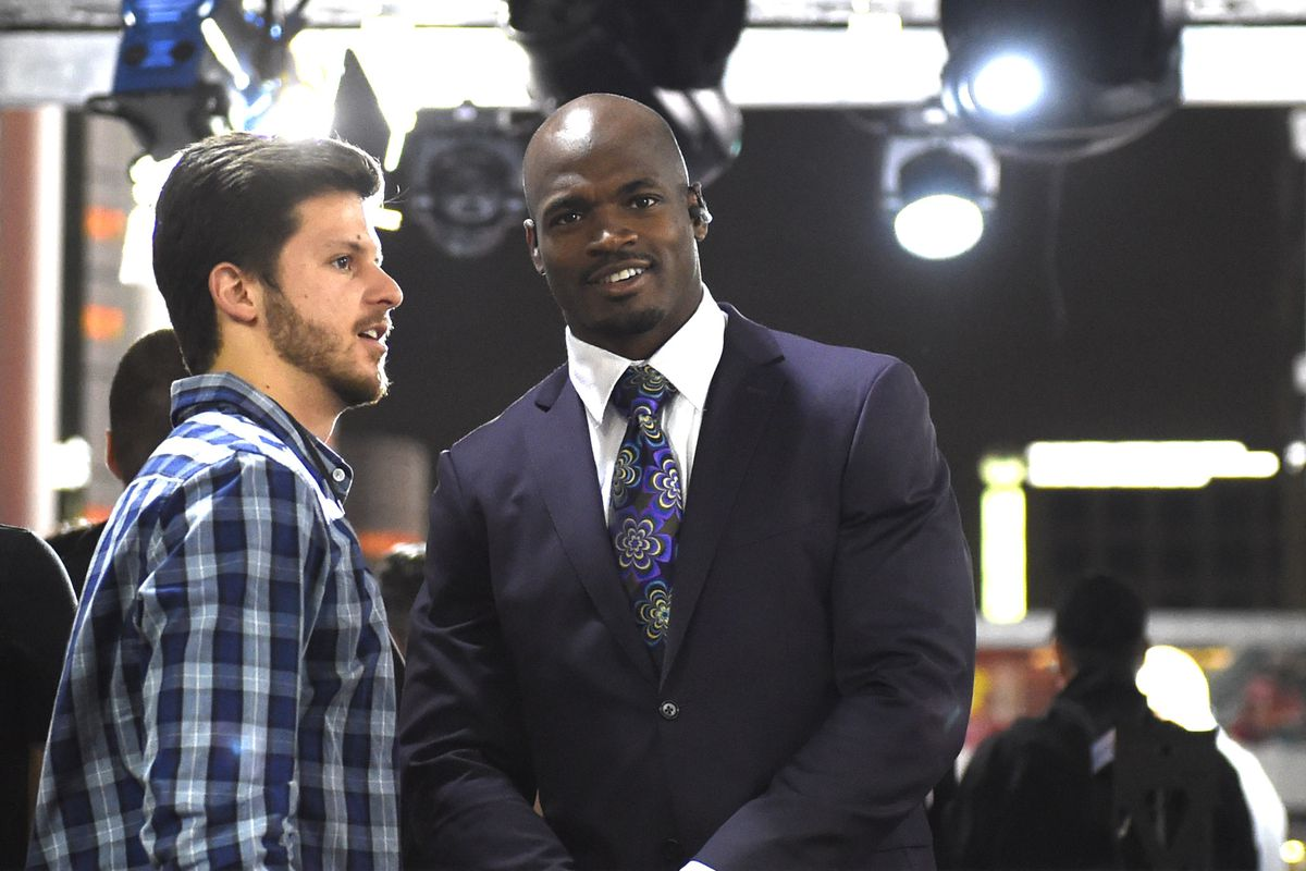 If price is right, Patriots and Adrian Peterson could be a fit