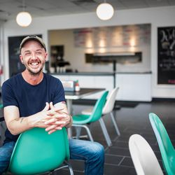 Mason Dixie Biscuit Co. chef and co-founder Jason Gehring.