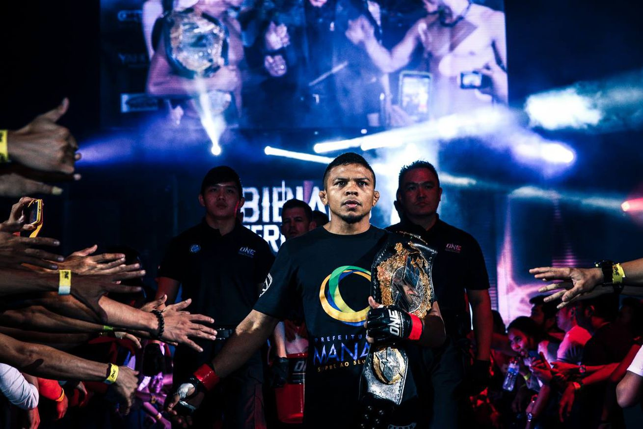 Bibiano Fernandes explains decision to re sign with ONE Championship