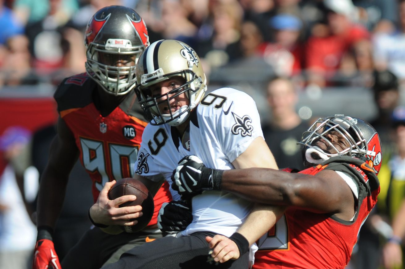 NFL Jerseys NFL - Buccaneers roster breakdown: Did Tampa Bay improve at defensive ...