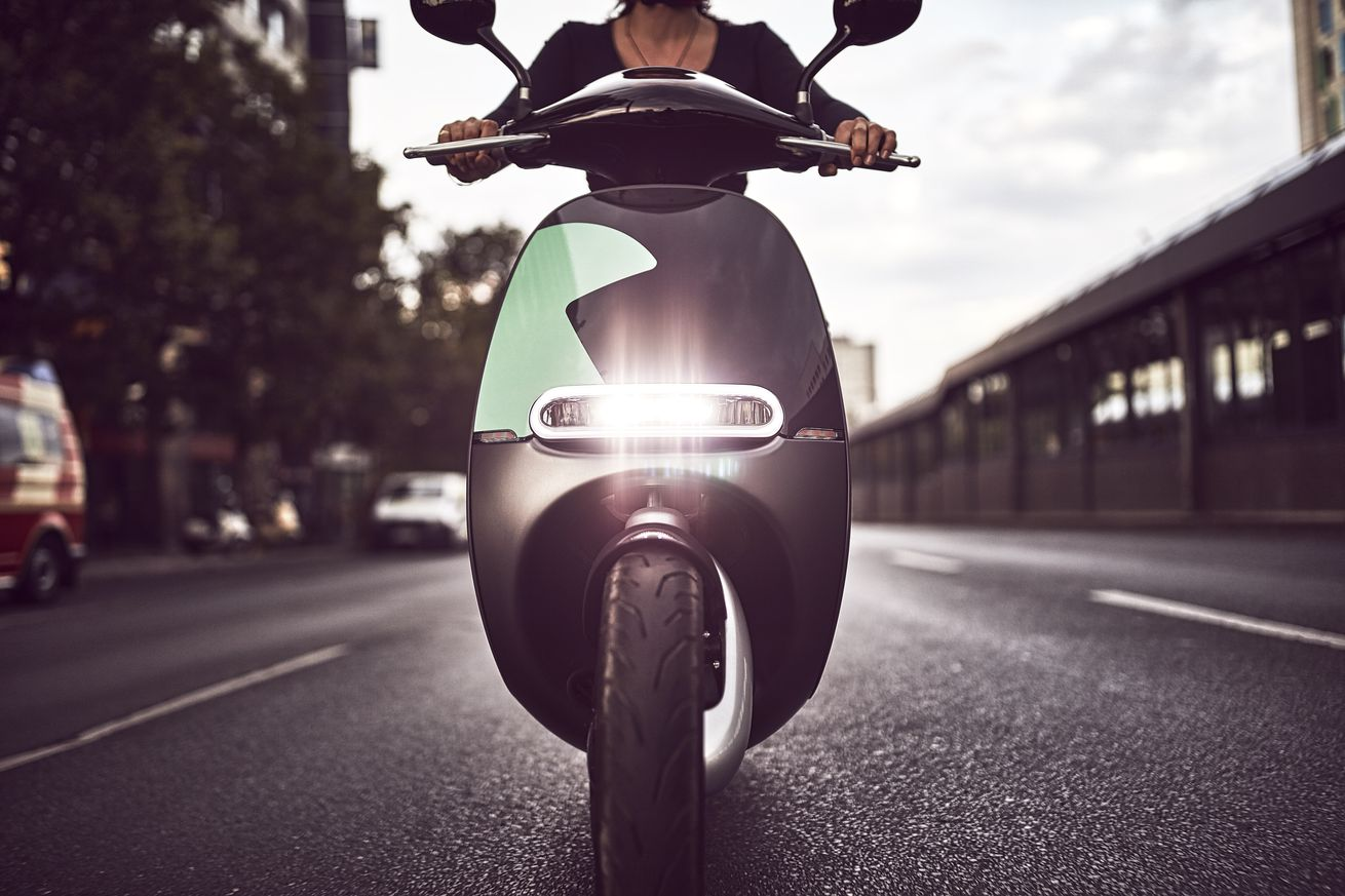 COUP Announces Paris Expansion With Gogoro