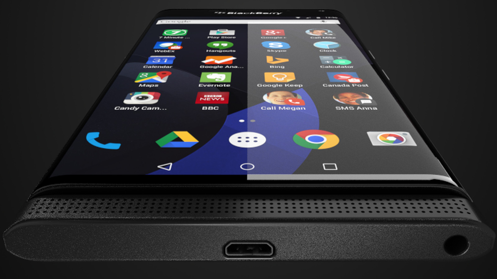 Phone Blackberry On Android Phone is this blackberrys upcoming android phone coming to att the verge
