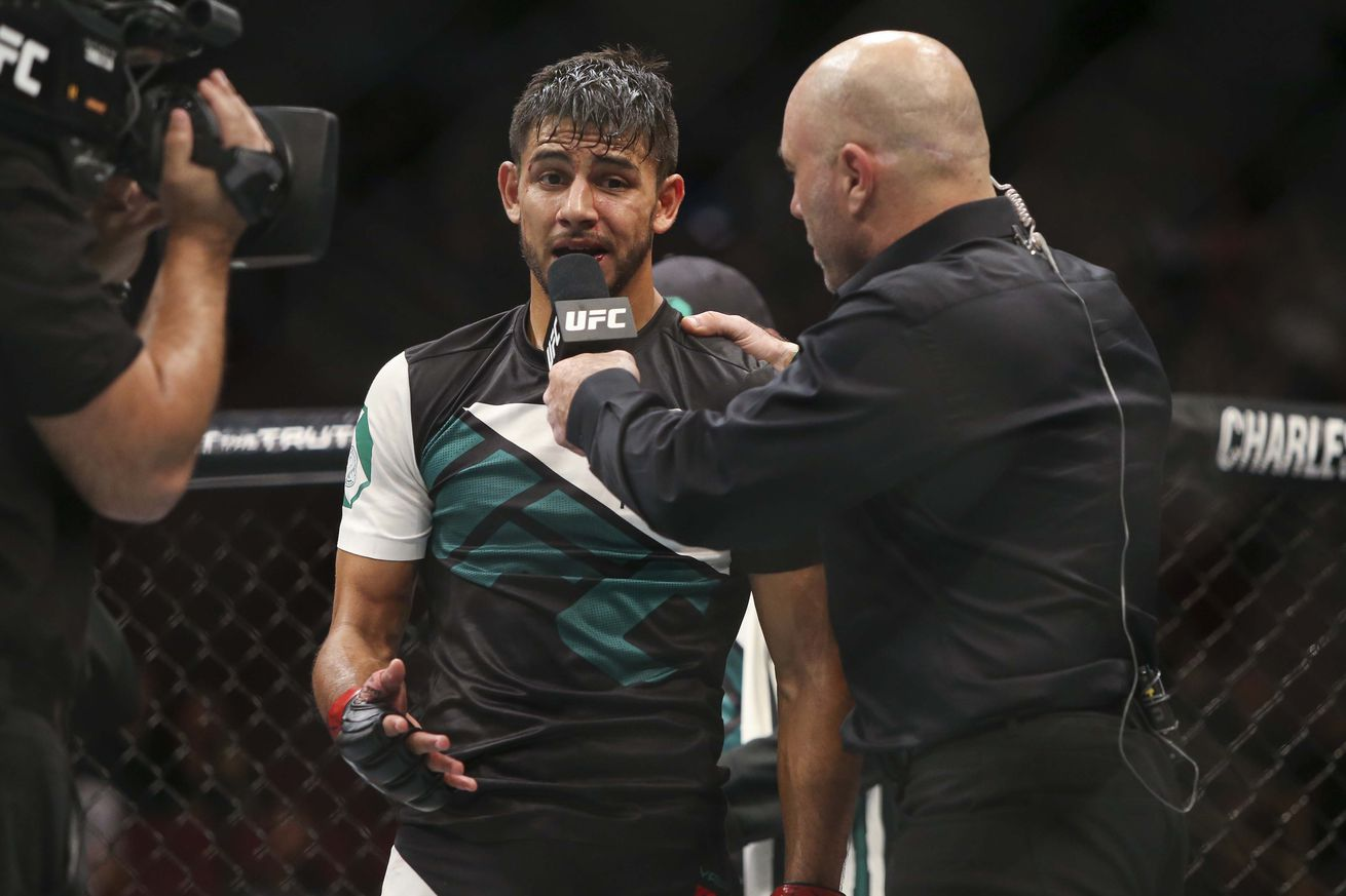 community news, UFC 197 results: Yair Rodriguez scores spectacular knockout of Andre Fili