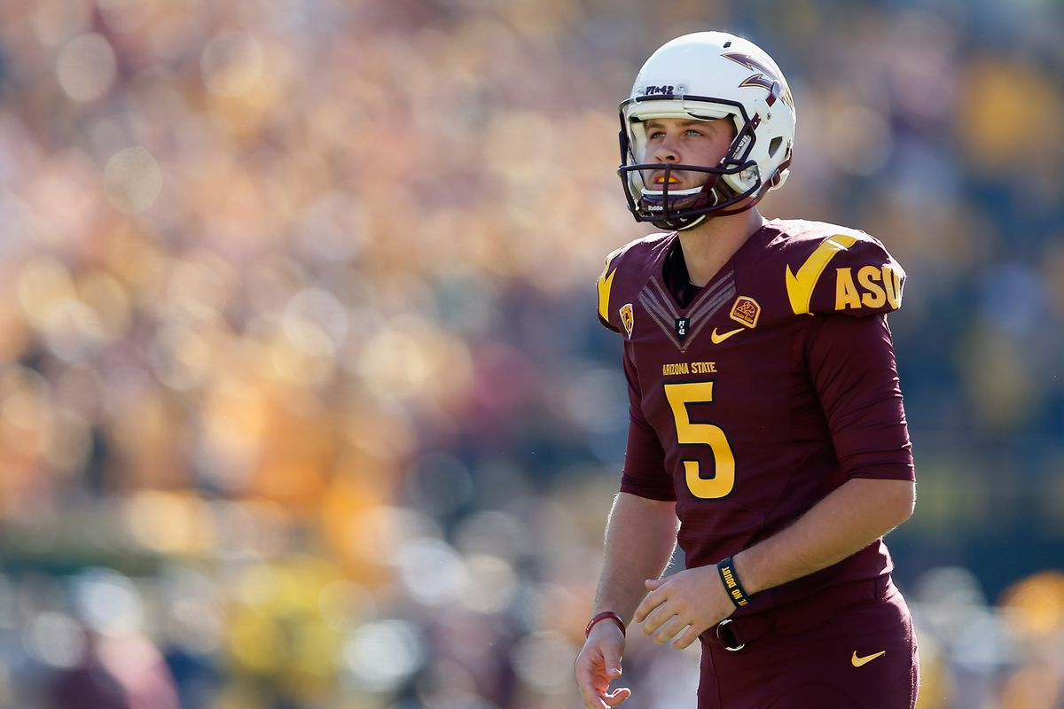 Zane Gonzalez Picked In The Seventh Round By The Cleveland Browns