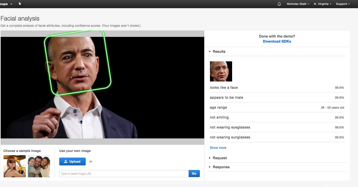 See how old Amazon's AI thinks you are - The Verge