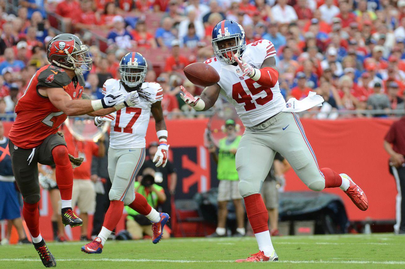 NFL Jerseys Nike - Giants news, 11/20: TE coach Kevin M. Gilbride dishes on Tye ...