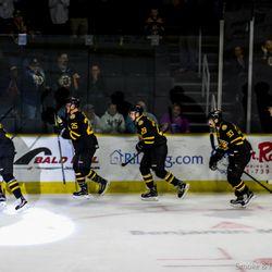 Providence Bruins vs. Wilkes-Barre Scranton Penguins - Calder Cup Playoffs