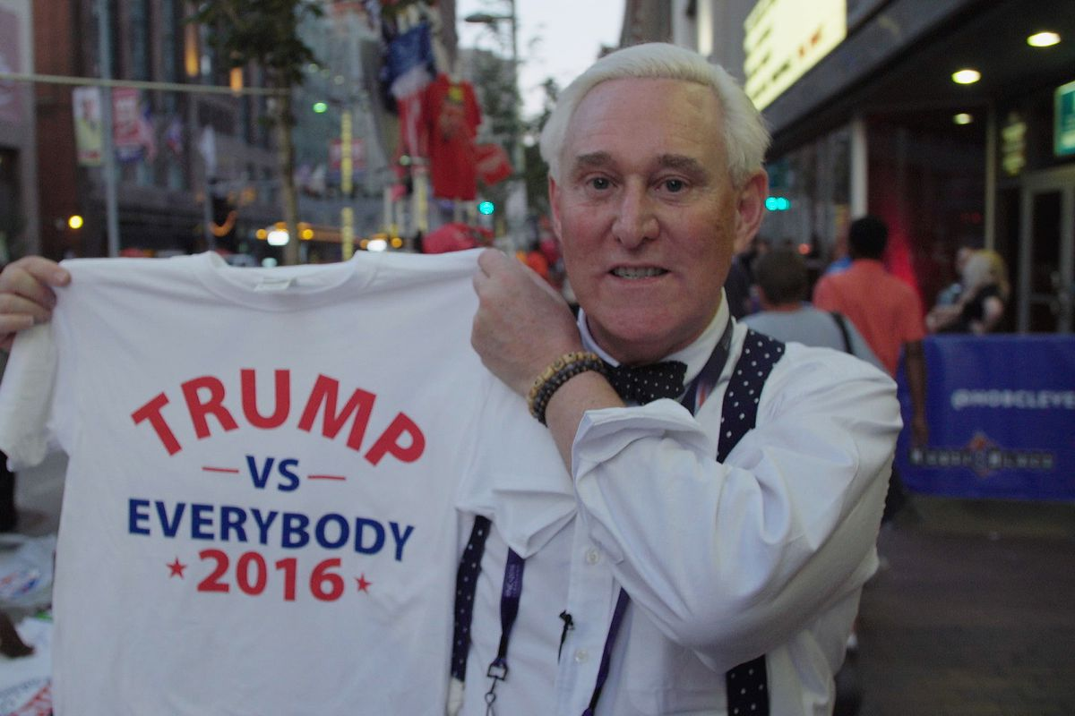 Former Trump adviser Roger Stone vows to cooperate with Senate committee