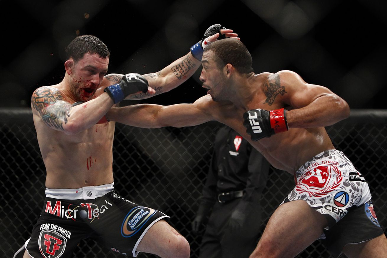 community news, Jose Aldo says he beat Frankie Edgar with only one arm
