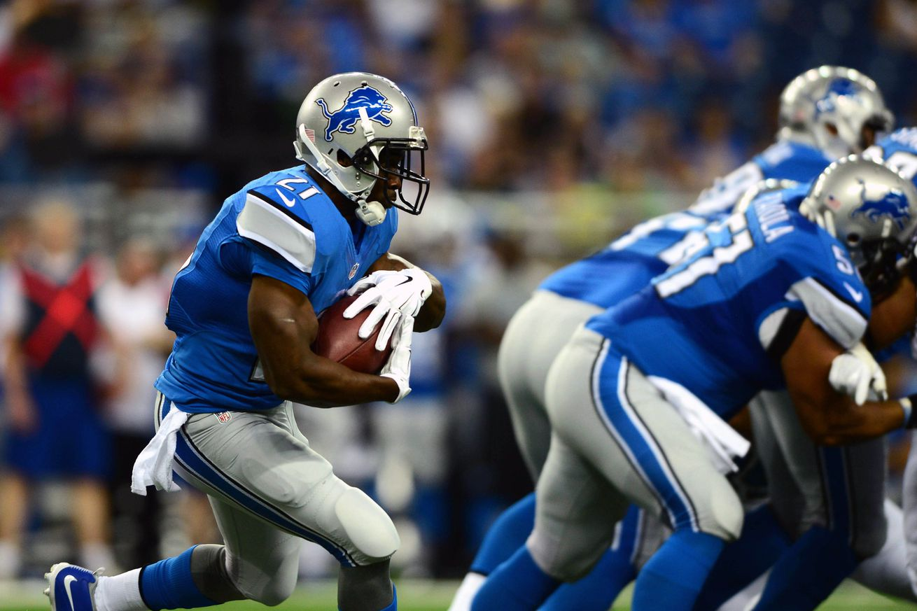 Jerseys NFL Cheap - Lions notes: Reggie Bush, Eric Ebron, more - Pride Of Detroit