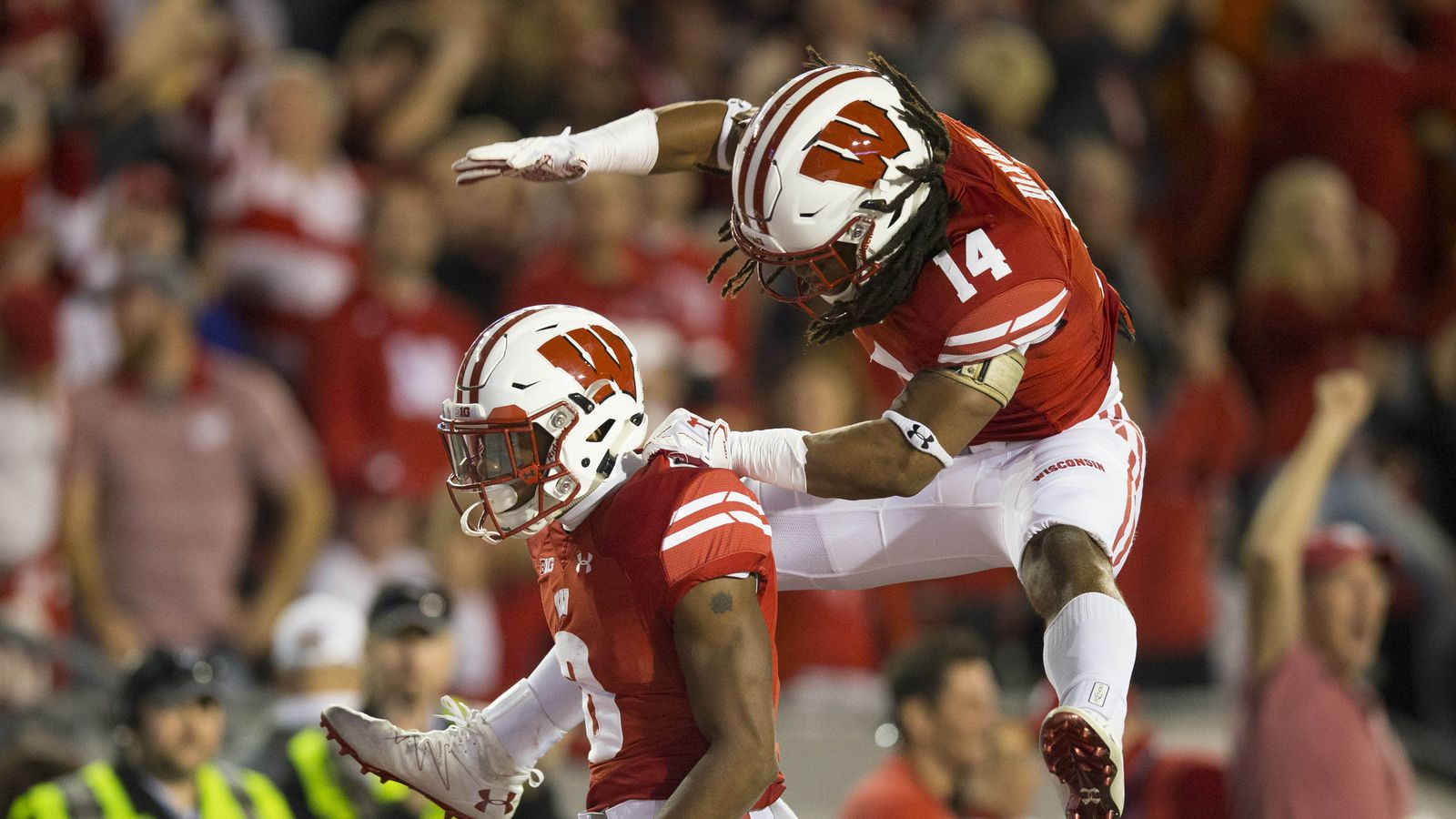 Wisconsin Ends Nebraska S Undefeated Season And The Big