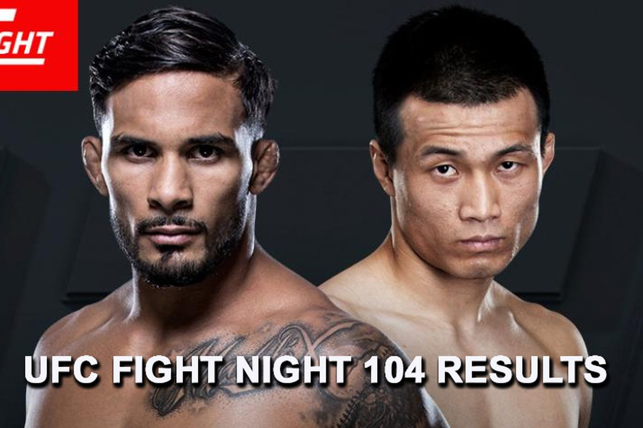 UFC Fight Night 104 live results stream, Bermudez vs Korean Zombie play by play updates