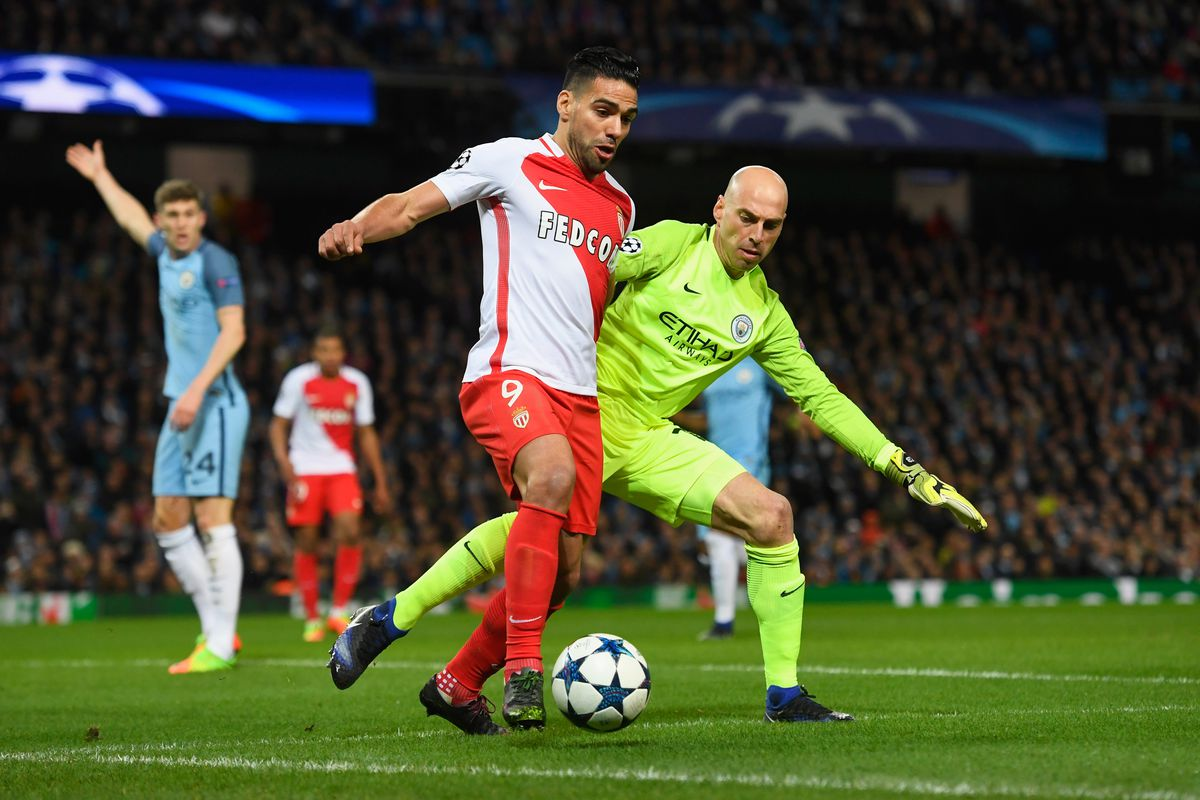 Man City's best chance is to attack Monaco, says Guardiola