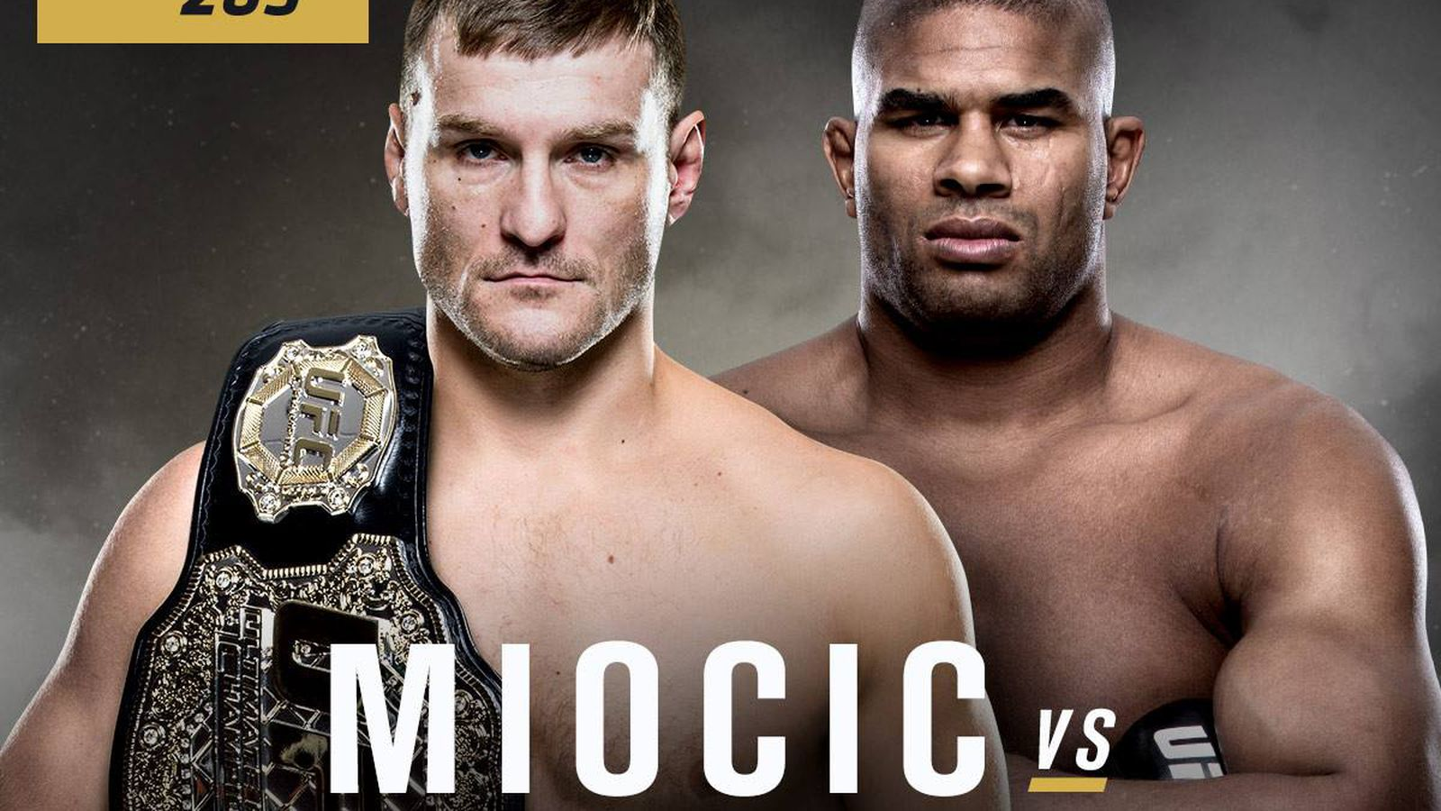 Latest ufc 203 fight card and rumors for miocic vs overeem on sept
