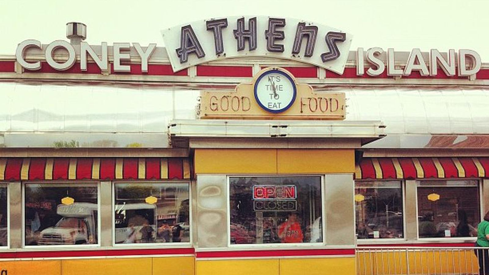 Original Coney Island Diner