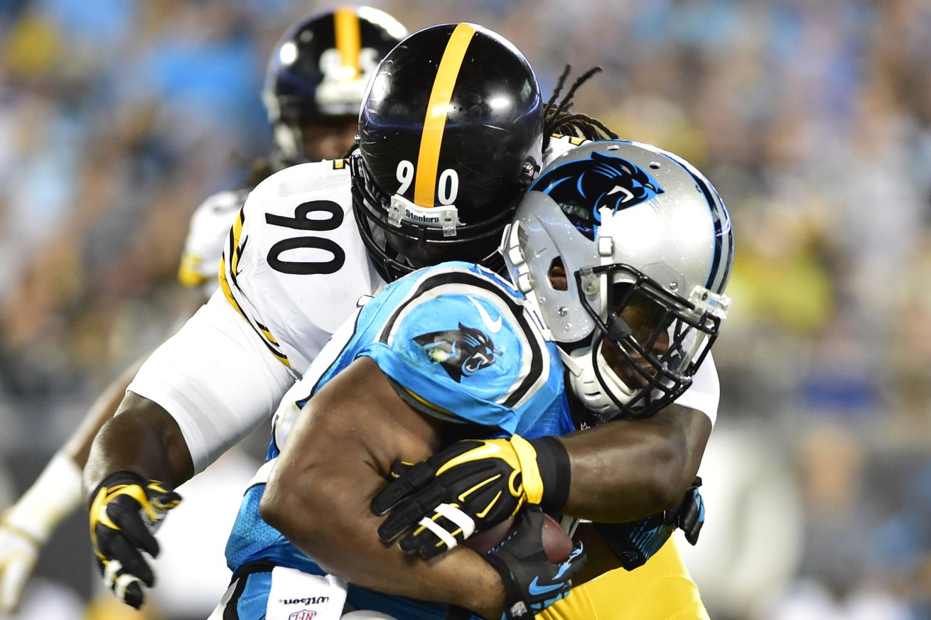 Steelers vs. Titans: Troy Polamalu and Ryan Shazier out, Steve ...