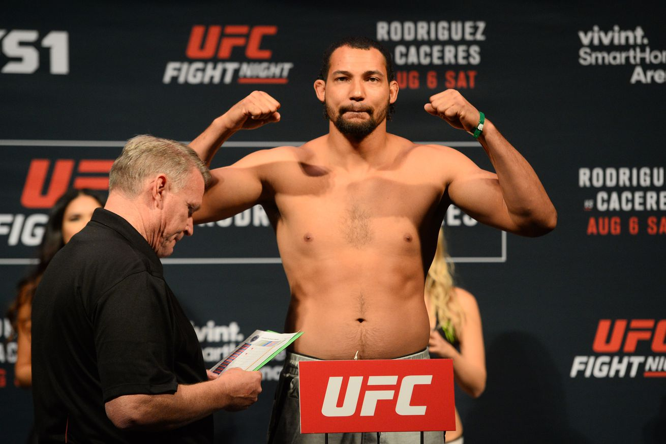 UFC heavyweight Justin Ledet flagged by USADA for potential anti doping violation