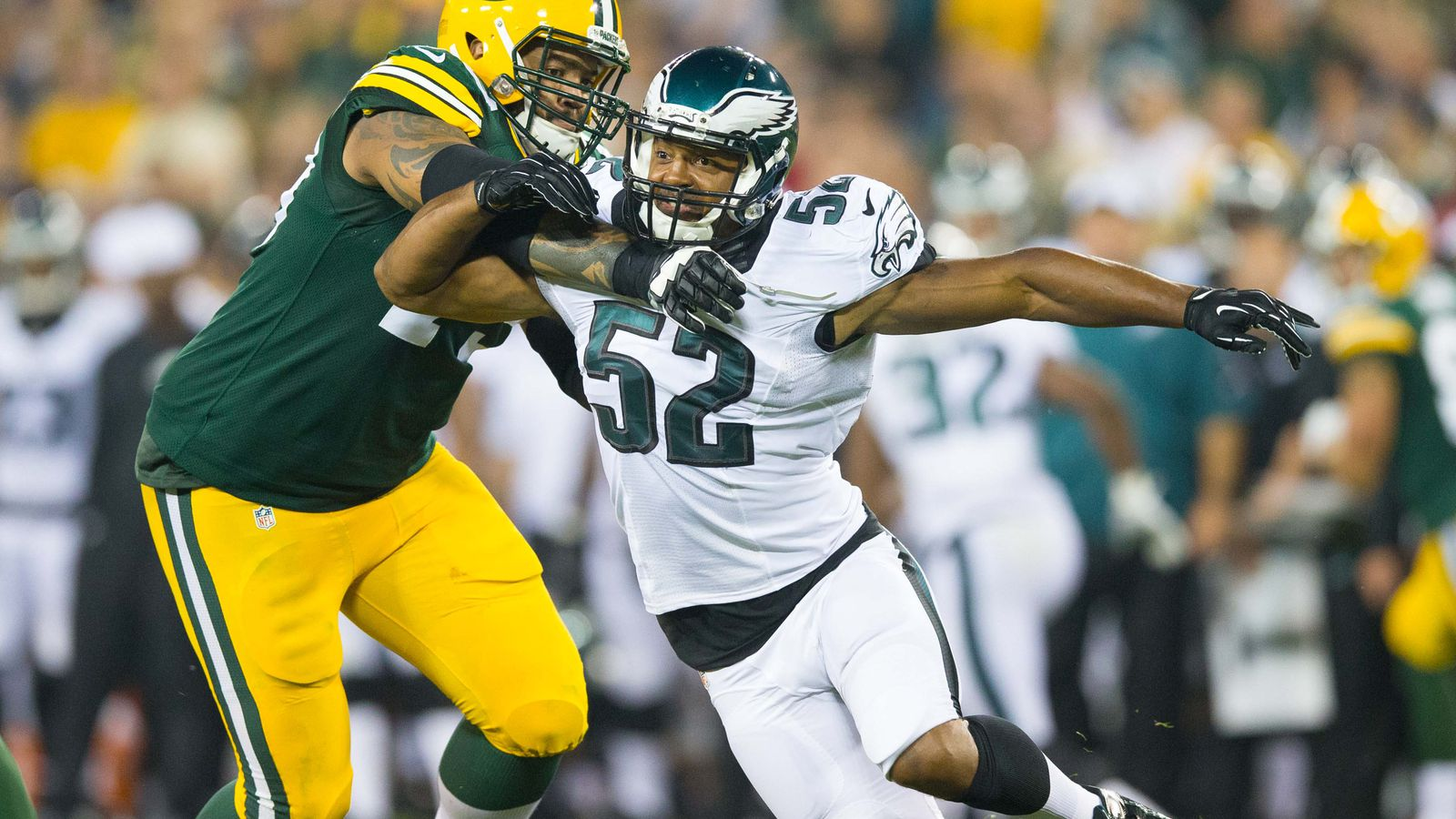 Jerseys NFL Outlet - Eagles release Brad Jones, sign Julian Vandervelde for the sixth ...