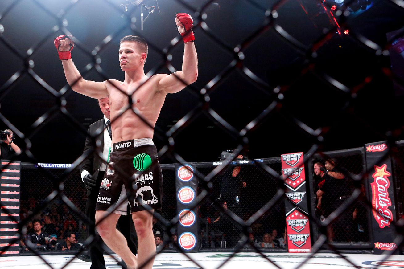 Damir Hadzovic vs. Marcin Held added to UFC Fight Night 109
