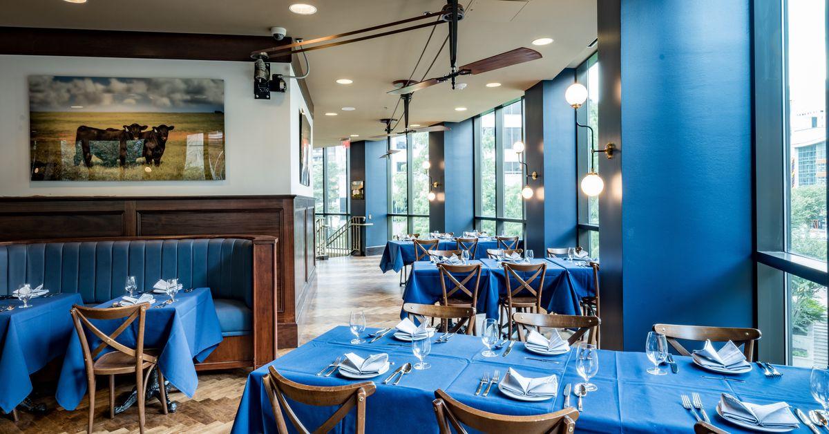 The Range Restaurant San Antonio