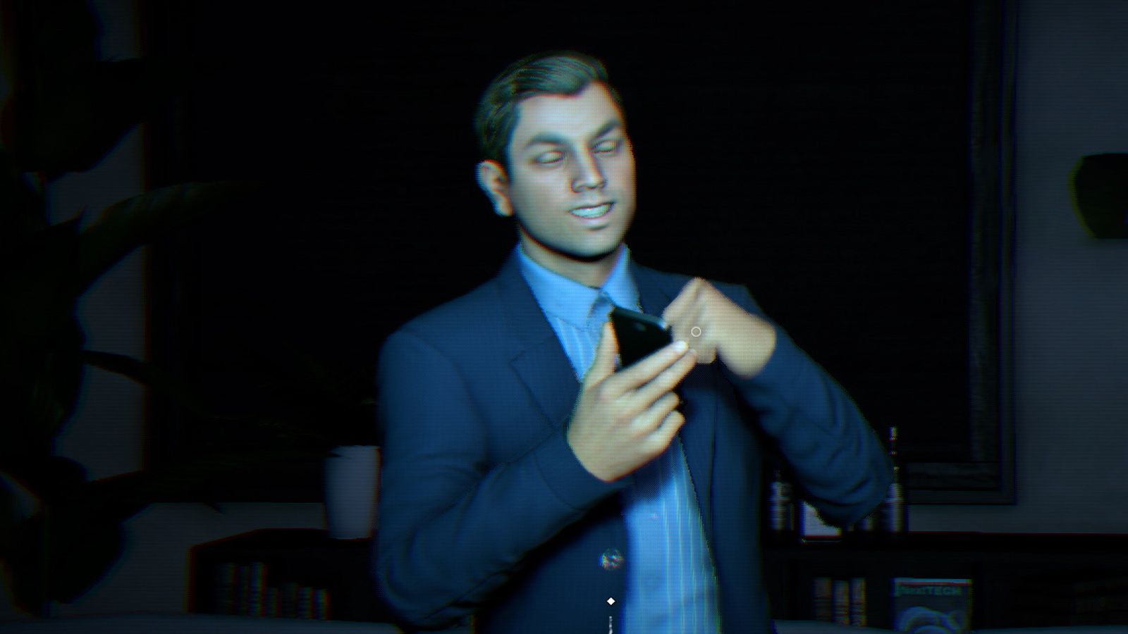 Martin Shkreli In Watch Dogs