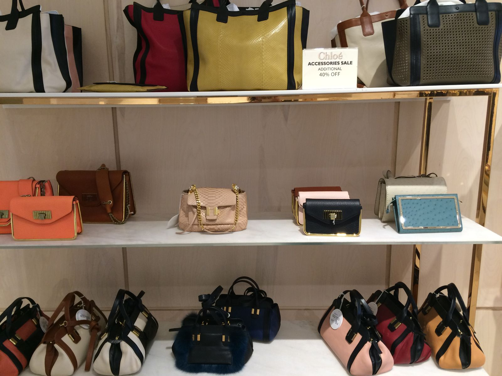 bag cloe - Everything Worth Buying (and Skipping) at Woodbury Common - Racked NY