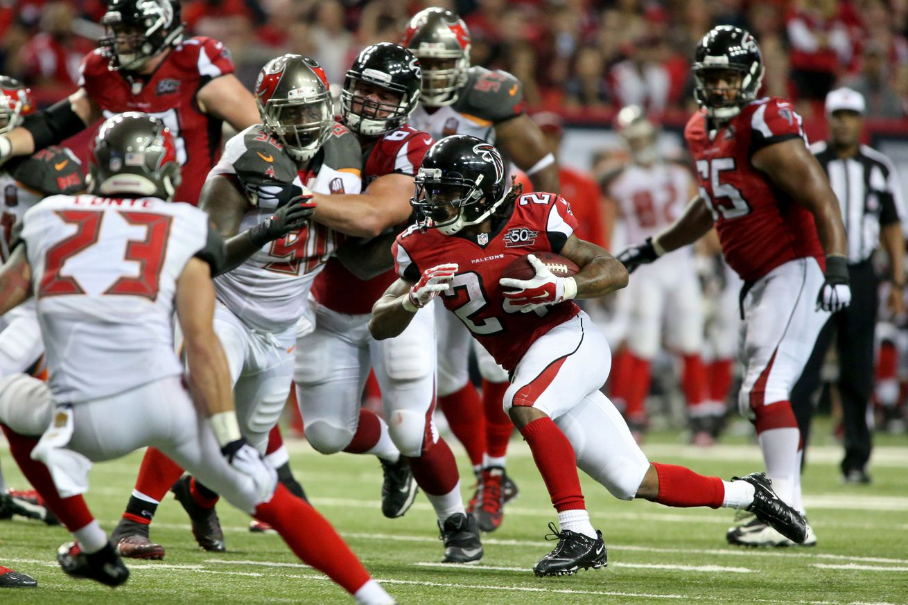 Buccaneers at Falcons: 3 things we learned