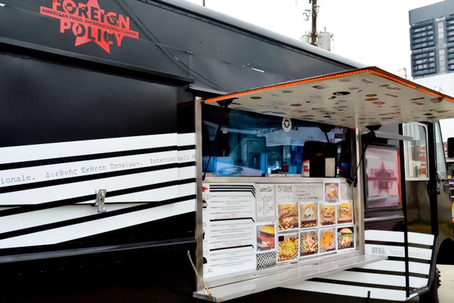 Food Truck Park Downtown Houston