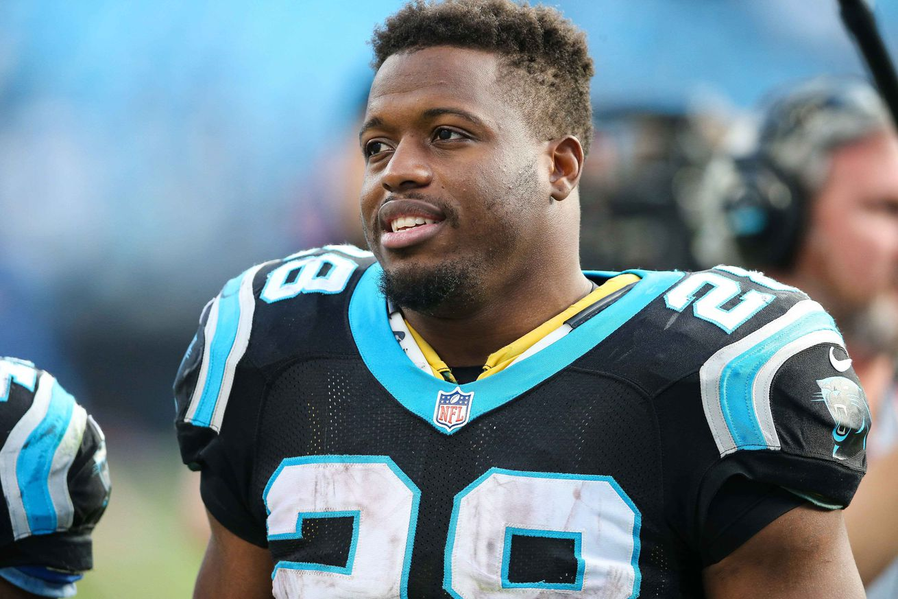 Carolina Panthers Jonathan Stewart Jerseys cheap