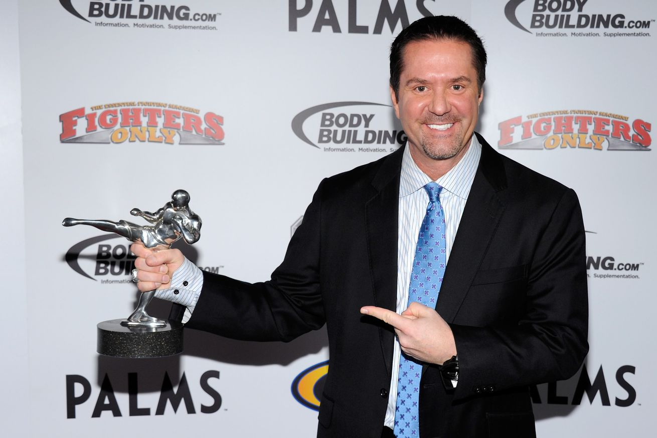 community news, Report: Former UFC play by play man Mike Goldberg in talks with Bellator MMA