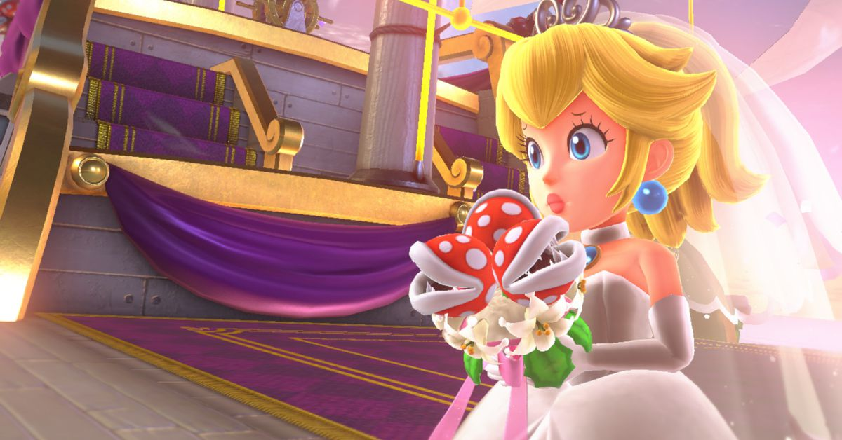 Super Mario Odyssey does a smart thing with amiibo unlockables