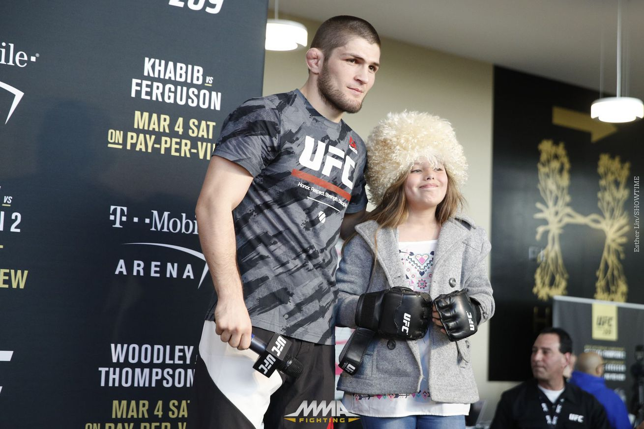 The stage is set for Khabib Nurmagomedov to become a star at UFC 209
