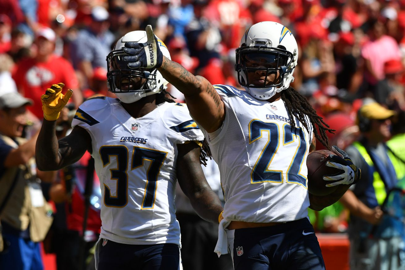 Jason Verrett Says Chargers are Best Team in Los Angeles
