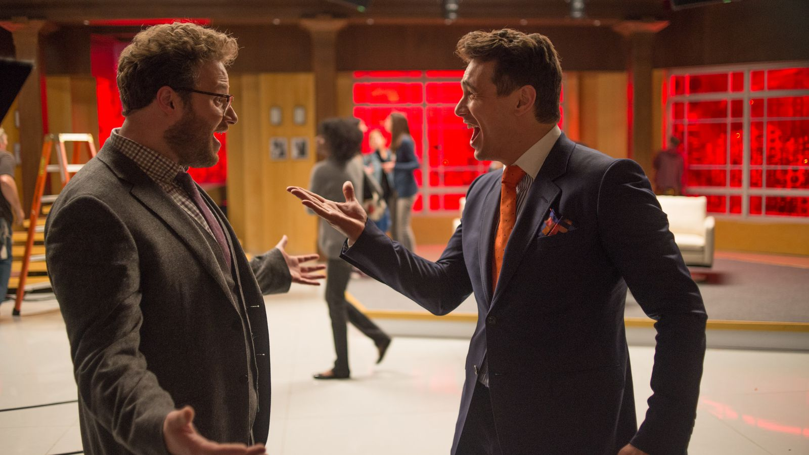 where to see the interview on christmas day the verge