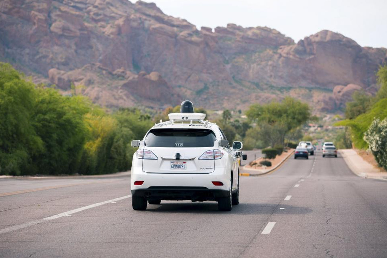 these nine states will serve as testing grounds for self driving cars