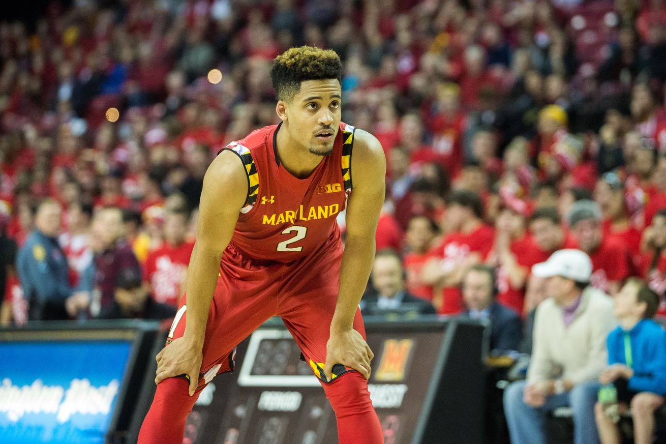 Minnesota player moved to tears after upsetting No. 6 Maryland