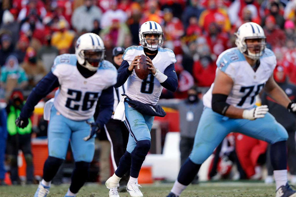 Checking in on Marcus Mariota's rehab