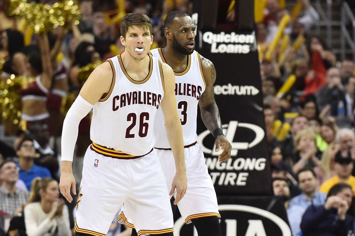 Cavaliers not sitting anyone Friday on front end of back-to-back