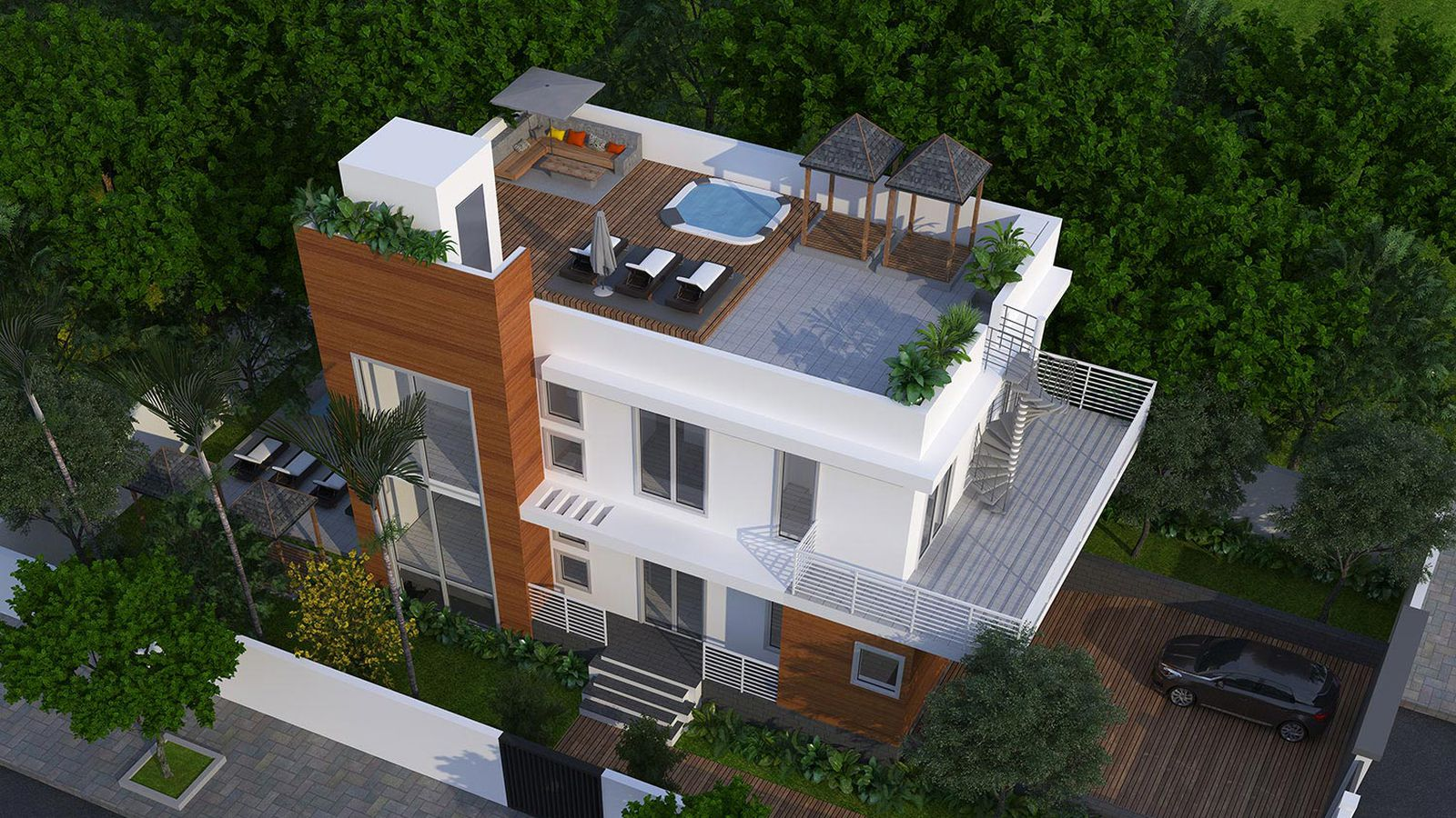 Grove Palms Launches New Contemporary Homes In Coconut