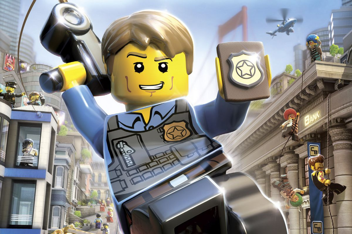 (Update) Lego City Undercover's retail Switch port may require an install