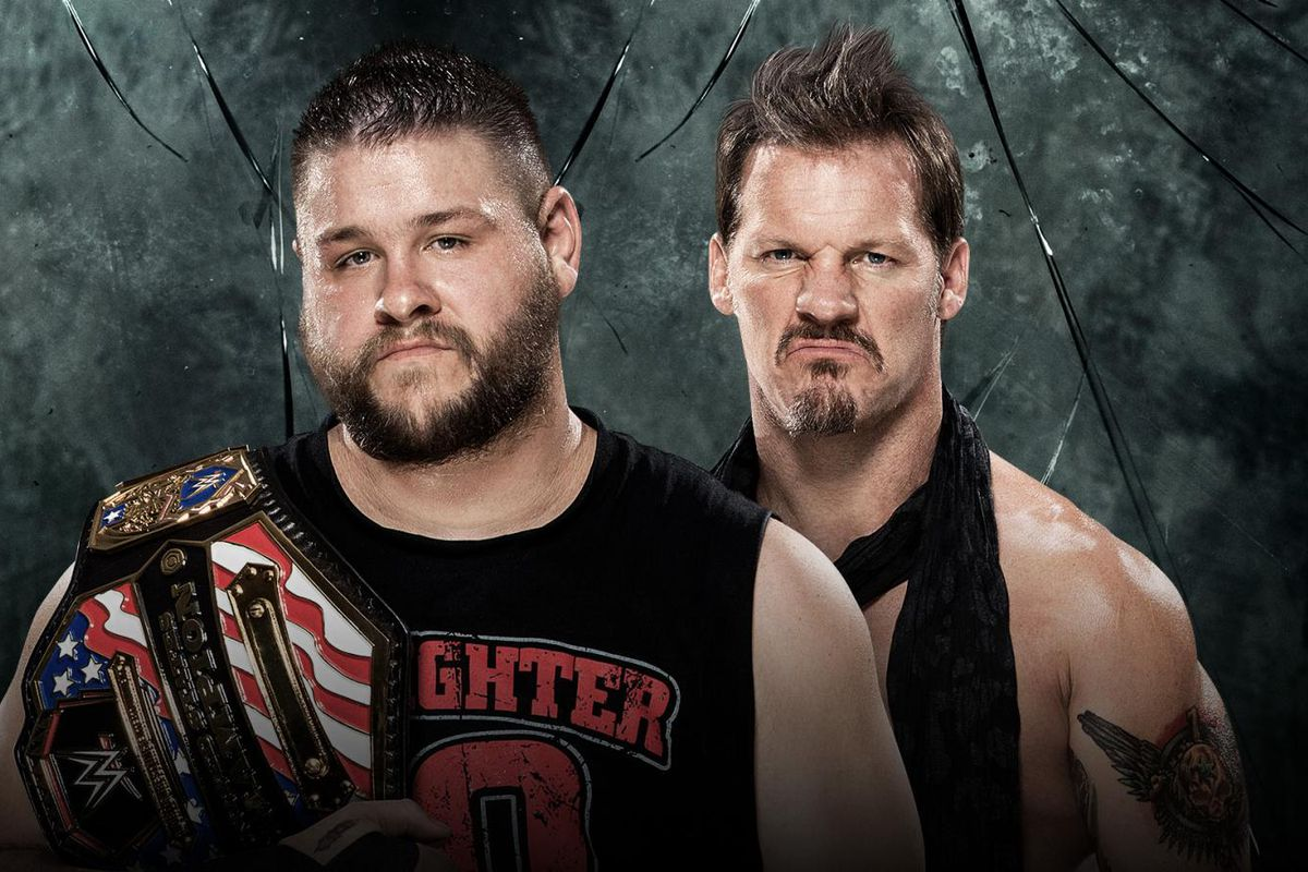 WWE Smackdown: Kevin Owens defeats Chris Jericho for USA  title