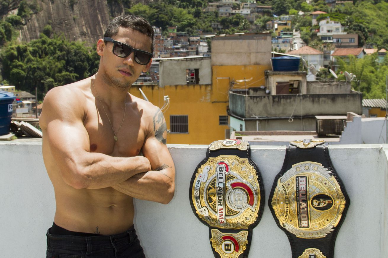Now calling himself 'The Untouchable,' Eduardo Dantas vows he's the 'best bantamweight in the world'