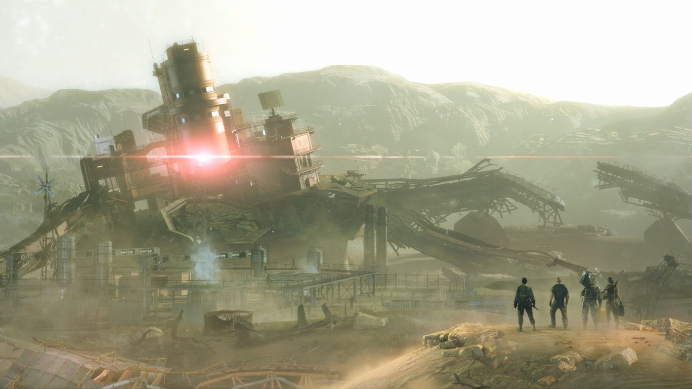 Metal Gear Survive screenshots