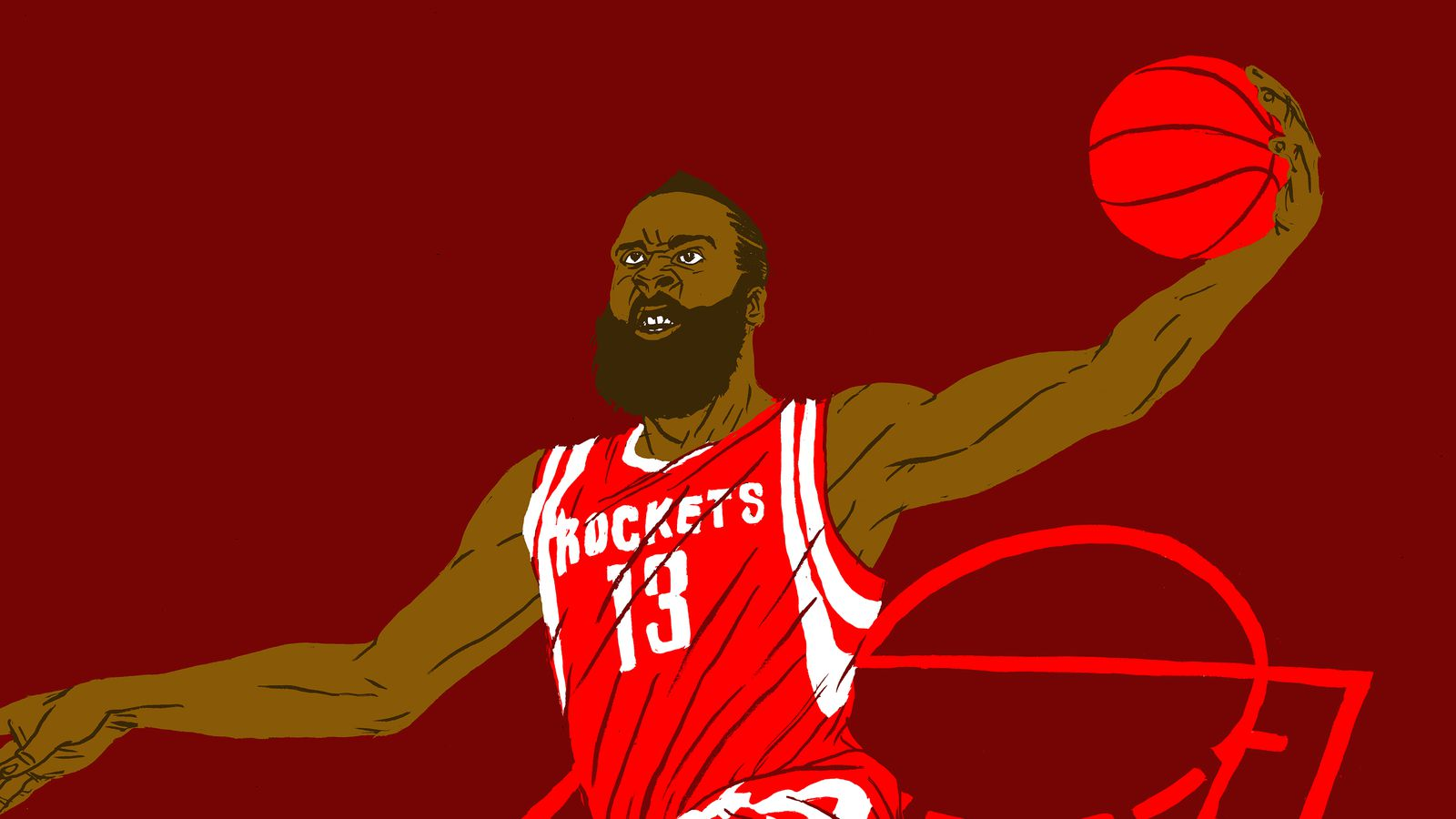James Harden Succeeds By Any Means Necessary Sbnation Com