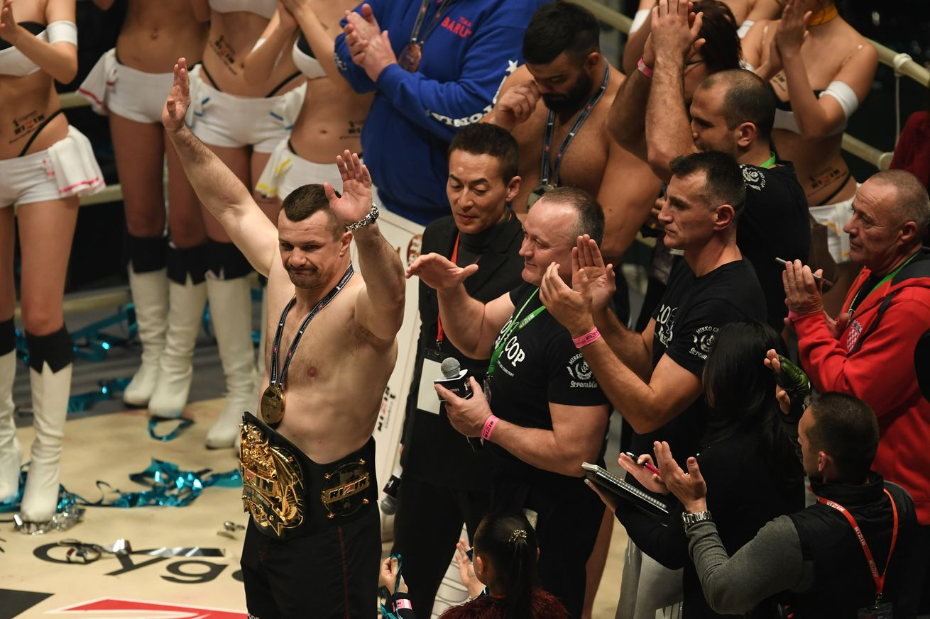 'Health problems' force Mirko Cro Cop to retire (again): 'This is definitely the end'
